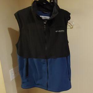 Columbia Titanium Men's vest laege